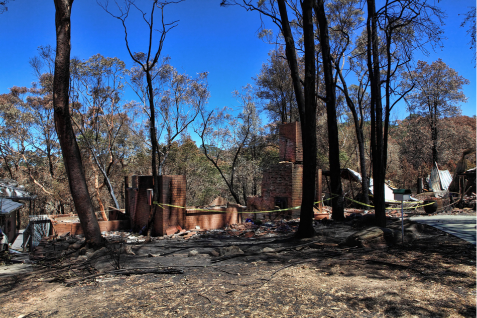 Helping Families Effected By Bushfires